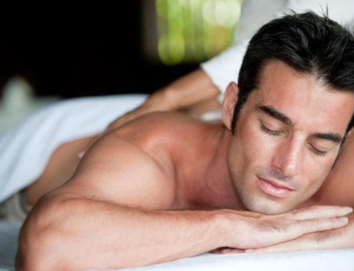 Anregende Körpermassage für Körper und Geist